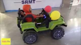 Kids Car Ride@SRMT MALL@Kakinada