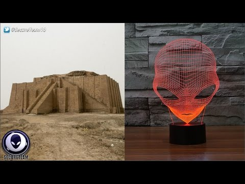 7000 Year Old ALIEN AIRPORT Found In Iraq? Minister Says Yes
