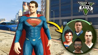 Video GTA V MODS: SUPERMAN EN GTA 5 !! download MP3, 3GP, MP4, WEBM, AVI, FLV April 2018