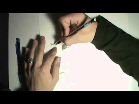 浜崎 あゆみ - Ayumi Hamasaki  time lapse drawing portrait