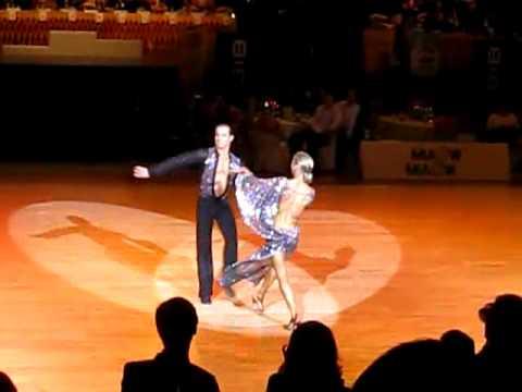 Yulia Zaguroychenko & Riccardo Cocchi Honour Dance Jive!