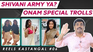 Shivani Onam Special | Reels Kastangal | Kichdy