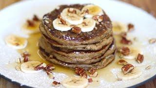 Gluten Free Banana Pancakes - Love At First Bite Ep 49