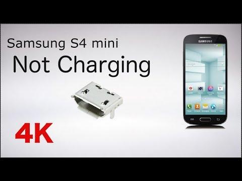 Samsung S4 Mini Not Charging