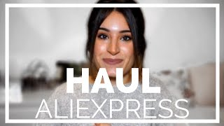 HAUL | AliExpress | Zapatos, Ropa, Brochas... | Laura Rimez