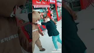 Brown bear Funny video in Tik Tok China/douyin #26