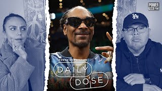 Snoop Dogg Issues Gayle King Public Apology After  Talking Over Kobe Controversy With His Mom