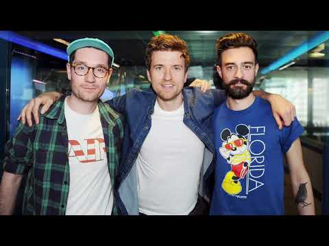 bastille  with greg james on bbc radio 1 may 22nd 2018