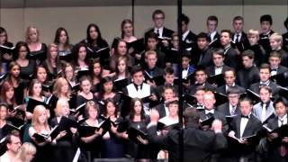 Portones Abiertos Y Rostros Brillantes - Nevada All State Choir