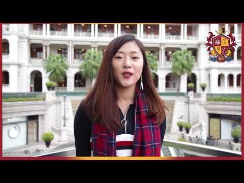 Angela ~ 嶺南航空服務及管理