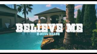 "Kid Ink,Teeflii,Chris brown - ""Believe Me"" Instrumental/Type beat (Prod.N-Soul)"