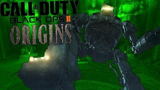 Black Ops 2 Zombies | Momentos Random - Easter Egg de Origins y Fails