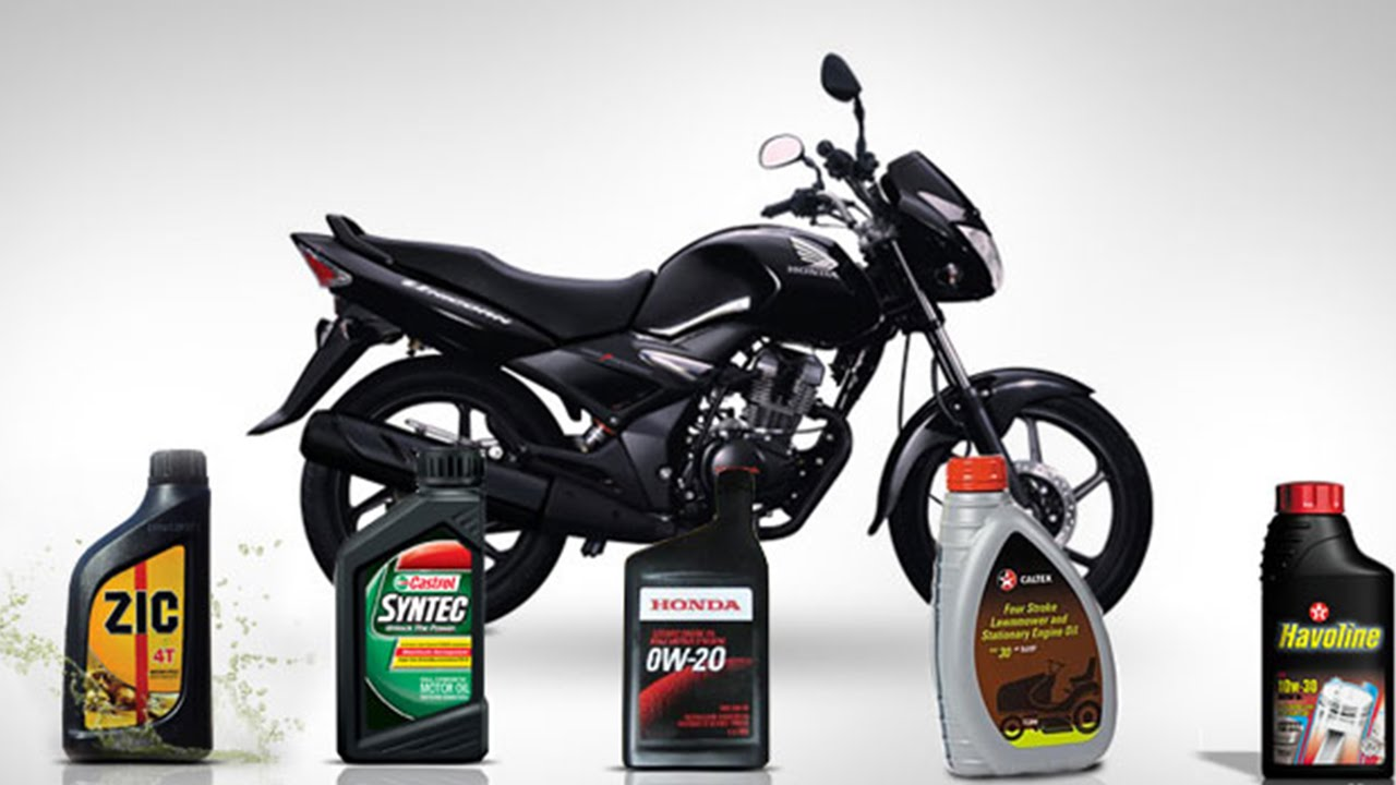 Best engine oil for motorcyles youtube for What is the best motor oil to use