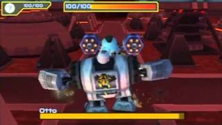 Ratchet and Clank: Size Matters PSP - Part 12: Emperor Otto