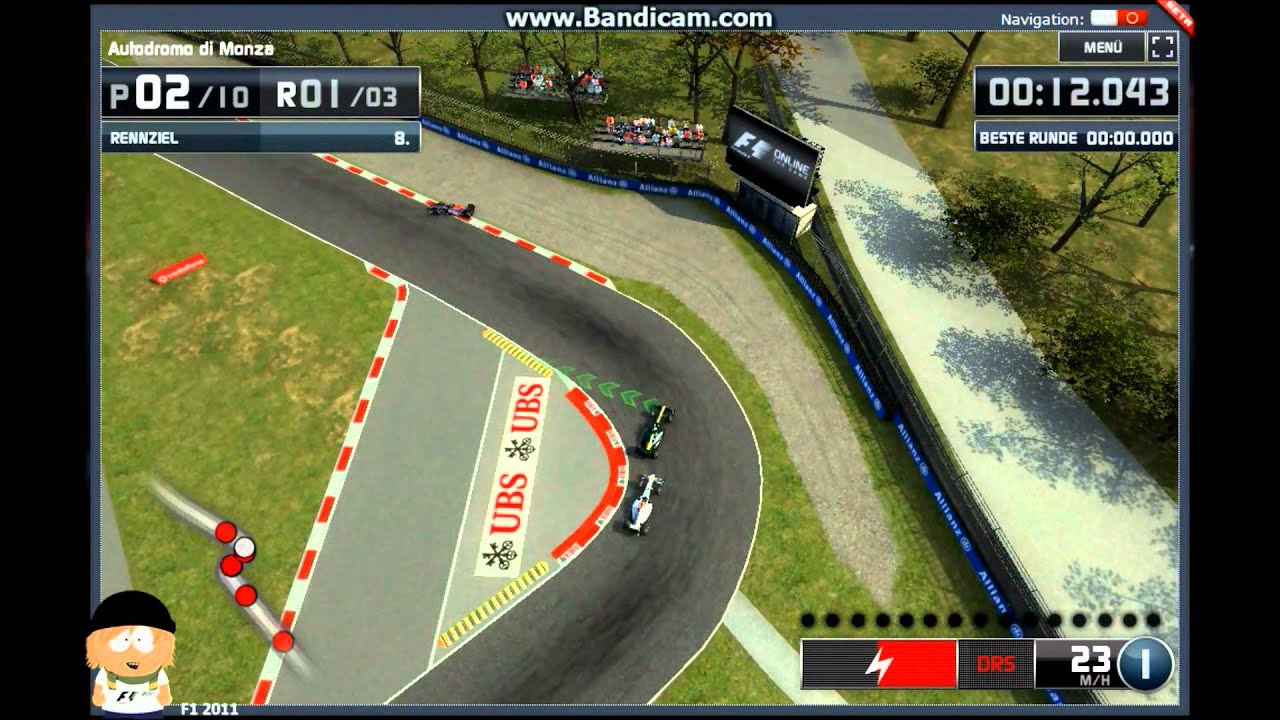 F1 online the game