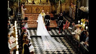 The Royal Wedding: The Blessing