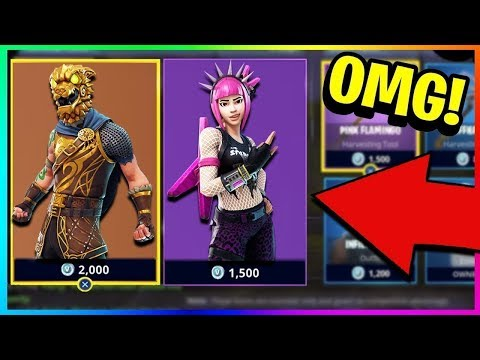 FORTNITE BATTLE ROYALE NEW WEEKLY/DAILY ITEM RESET