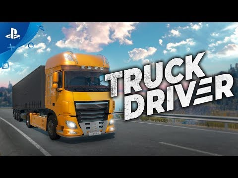 Truck Driver - Release Date Trailer   PS4