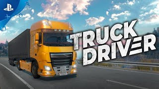 Truck Driver - Release Date Trailer | PS4