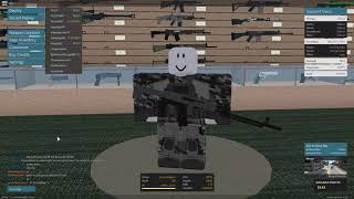 Update 1/15/19 Phantom Forces all weapons no attachments Part Six LMG