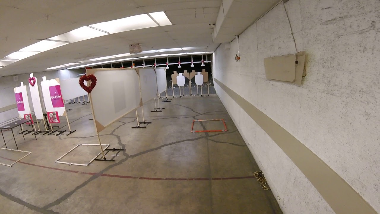 Detroit Sportsman's Congress USPSA - February 2019 - Open Minor - Stage 4 FPV