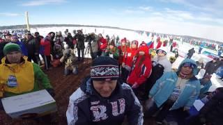 Лыжня России 2017 (Саратовская область, Базарный Карабулак)