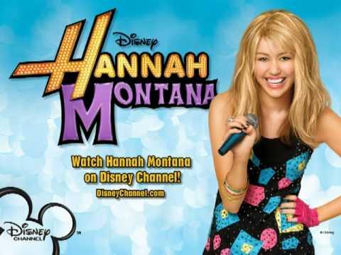 Disney Channel Hannah Montana Deutsch
