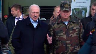 Лукашенко: Если Россия полигон не предоставляет - слушайте, это вопрос!