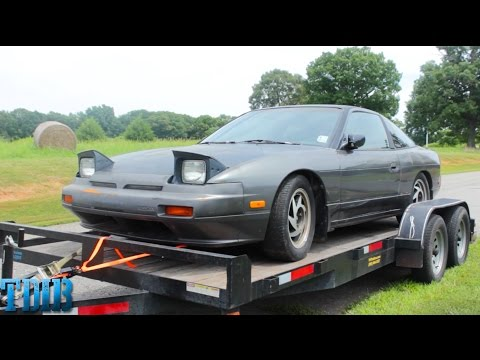 It's Time For a Project Car!-Thatdudeinblue Build!