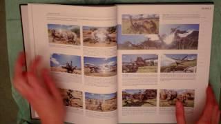 ASMR Artbook Adventure - Final Fantasy XV Guide Collectors Edition - Whispered