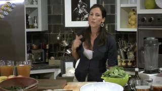 Get Naked Fast With Diana Stobo: Raw Food Diet