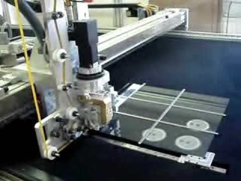 CADRAM LYNX-2 Lead applicator for glass