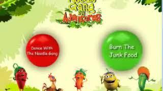 AR Kids Tanz-Spiel - Port-Grand - 62 - Karikaturen zentrale