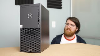 DELL Did Me Dirty... RTX 3070 Dell XPS Pre-Built