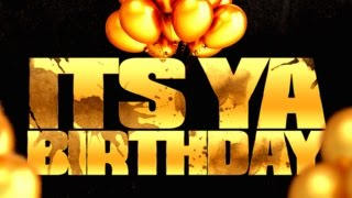 @DJLILMAN973 - Its Ya Birthday (Official Audio)