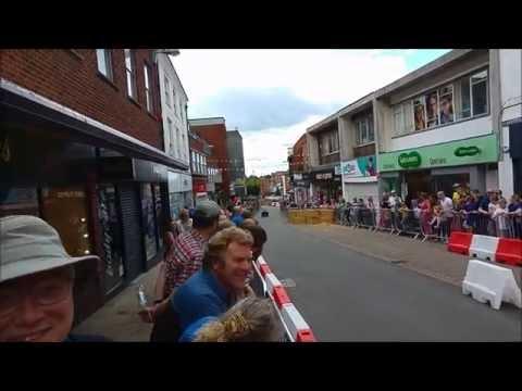 Hinckley Soapbox Race 3rd July 2016