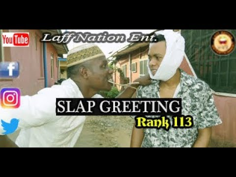 SLAP GREETING (Laff Nation Entertainment) (Rank 113) COMEDY VIDEO