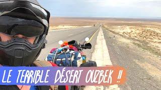 Paris - MONGOLIE À MOTO - EN ROUTE VERS LE DESERT OUZBEK