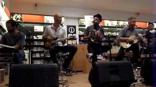 Subsonica - Lazzaro LIVE @ La Feltrinelli (CT)