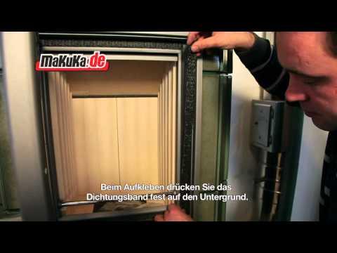flachdichtung am kamin austauschen youtube. Black Bedroom Furniture Sets. Home Design Ideas