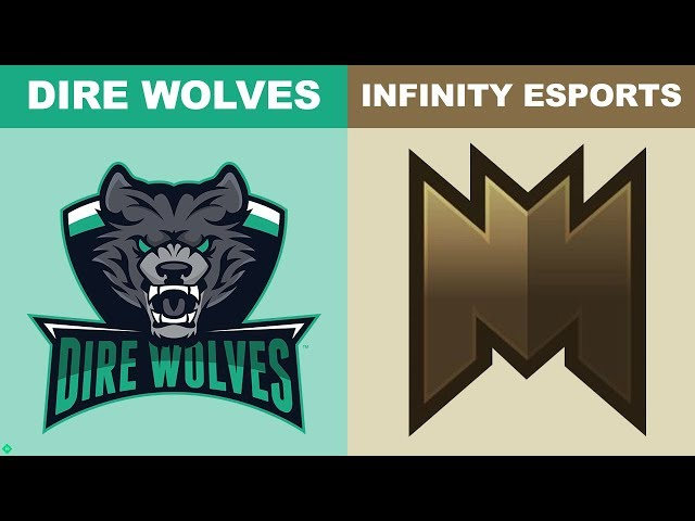 Dire Wolves vs InFinity - Worlds 2018 Play In Round 1 - DW vs INF