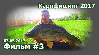 МОЙ КАРПФИШИНГ 2017 [ФИЛЬМ #3]