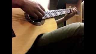 Đêm nằm mơ phố -  guitar cover