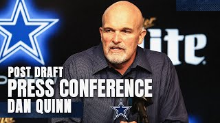 Dan Quinn: Excited to Get Rolling | Dallas Cowboys 2021