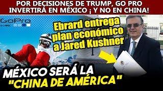 """México será la """"China de América"""", empresas de USA traerán sus fábricas por decisiones de Trump"""