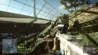Battlefield 4 obliberation WM(with music)