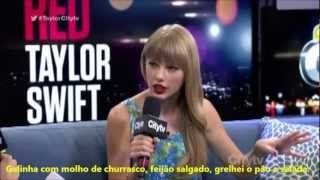 Taylor Swift na edição especial do Entertainment City (LEGENDADO)