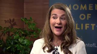 Melinda Gates Speaks to VOA About Women's Empowerment