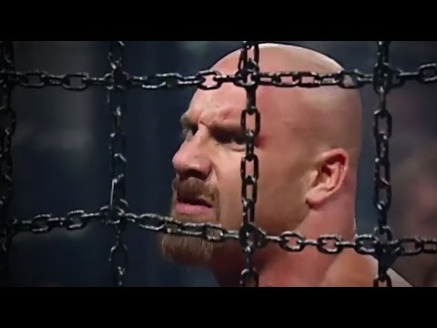 Thumbnail: SummerSlam 2003: World Heavyweight Championship Elimination Chamber Match