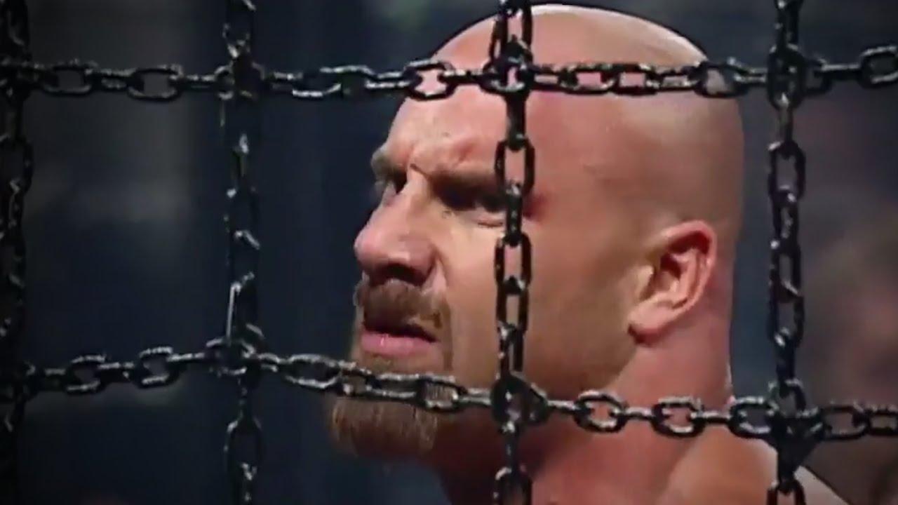 TJR WWE Elimination Chamber Match Review #2: SummerSlam 2003 - World